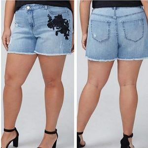 Nwt lane bryant shorts